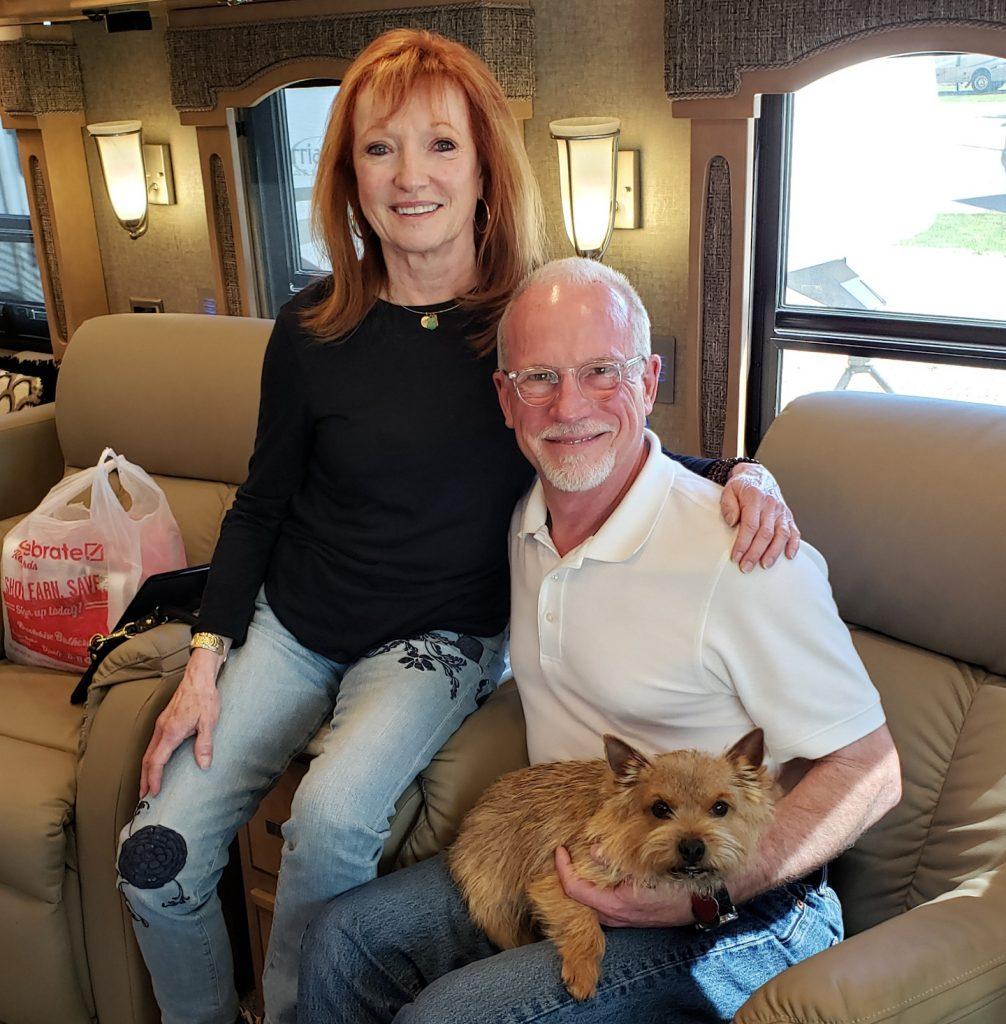 Gabby's parents